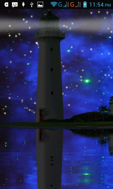 Lighthouse android app free apk by softjuri - Lighthouse live wallpaper ...