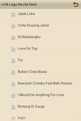 Lagu air dewi sampai mp3 habis novita download mataku