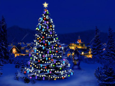 Live Christmas Wallpaper free free app download - Android Freeware