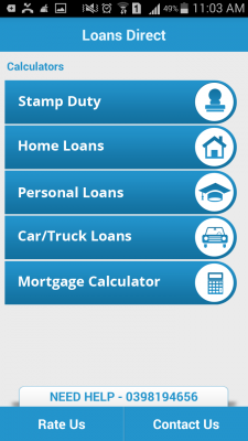 Loans Calculator For Australia Free Android Apps | Android Freeware APKs