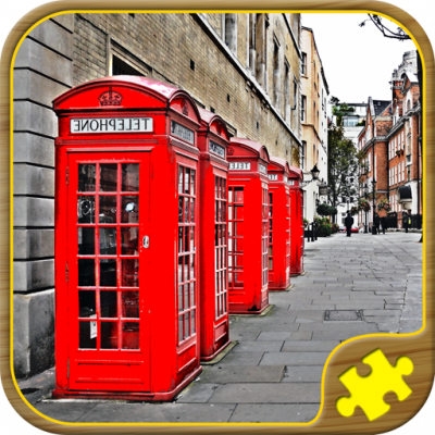 Image of London Jigsaw Puzzle Games