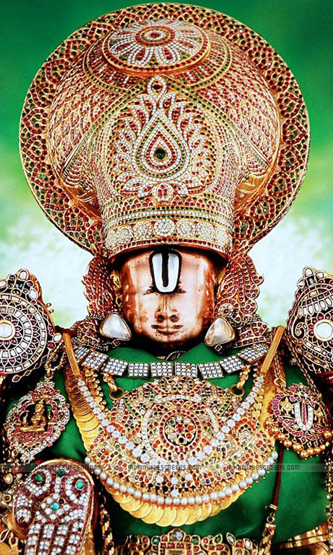 Download Lord Balaji Wallpapers free for your Android phone