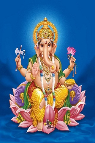 Lord Ganesha Live HD Wallpaper free free app download Android