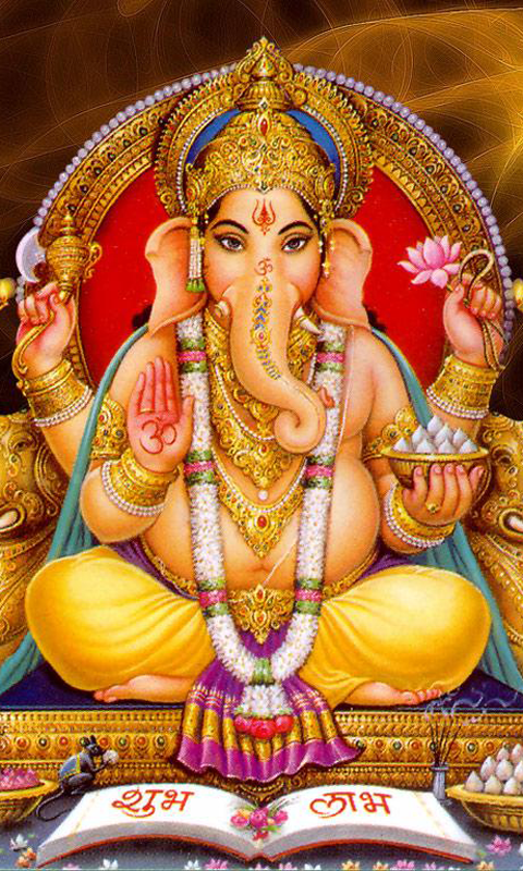 Download Lord Ganesha Wallpapers free for your Android phone