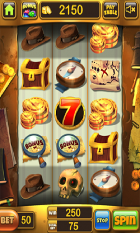 Lost Treasure Slots screenshot 1