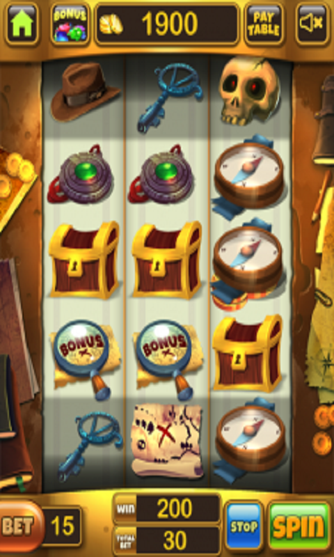 Lost Treasure Slots screenshot 2