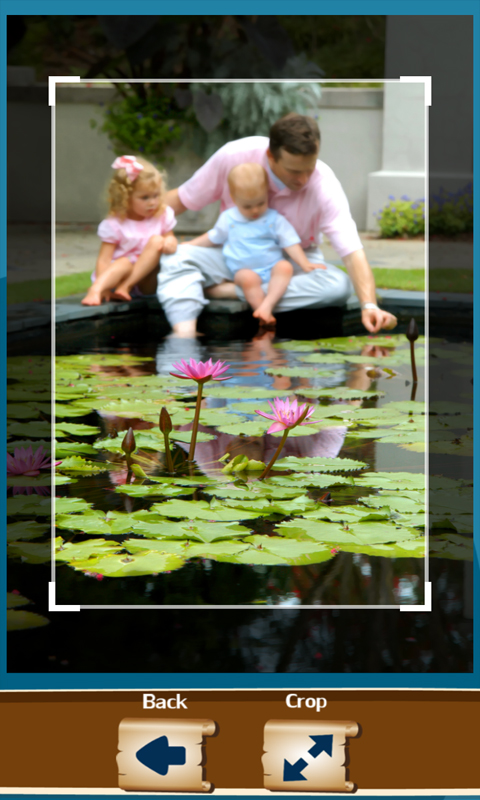 Lotus Crop Photo screenshot 2