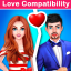 Download Valentine Love Compatibility Test APK app free