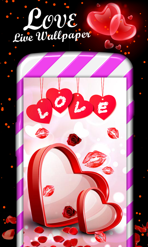 Photo Gallery: animated love wallpapers for mobile free download