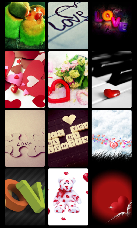 Love Wallpapers Android Download