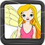 Lovely Fairy Coloring Book