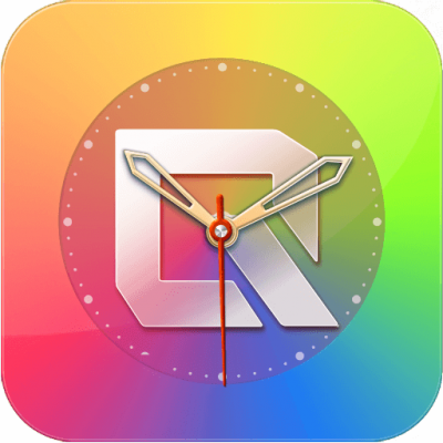 Magic Clock Launcher