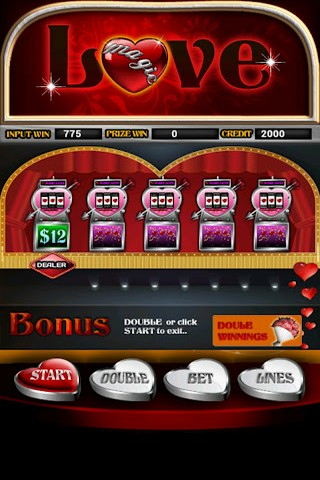 Love Machine Slots - Free to Play Demo Version