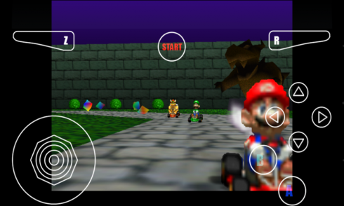Mario Kart 64 for Android - Download