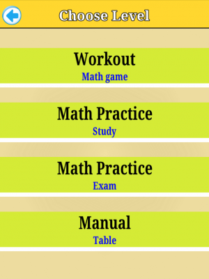 Math Practice screenshot 1