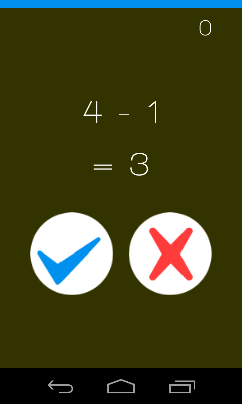 Maths Challenge Free screenshot 2