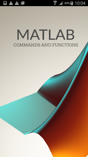 MATLAB Commands and Functions screenshot 1