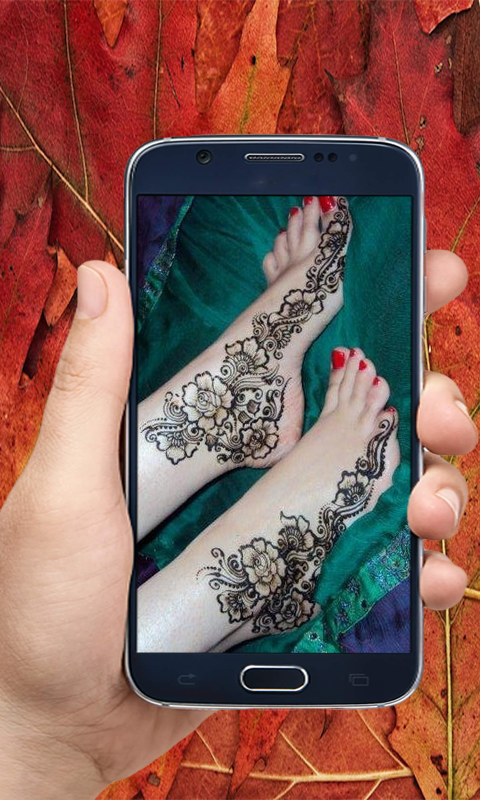 Mehndi App For Android : Mehndi designs pictures videos free android app