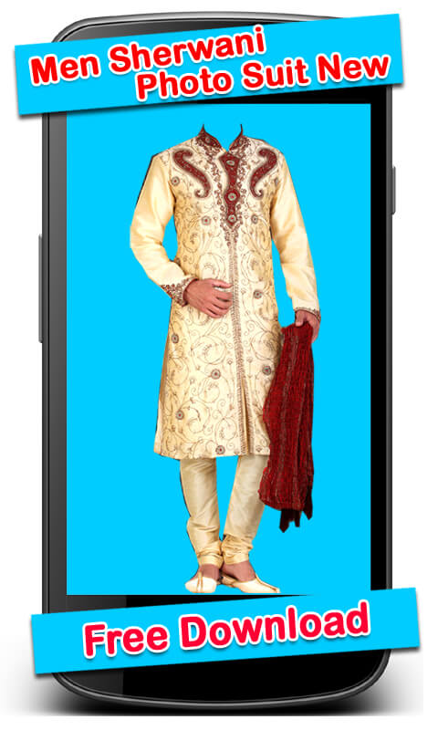 Men Sherwani Photo Suit New screenshot 1