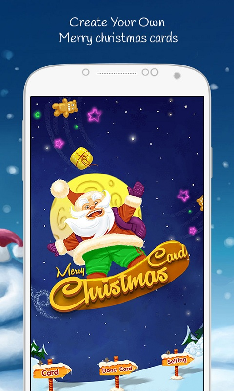 Merry Christmas Cards Android Download