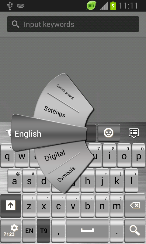 Metal Keypad Android App Apk By T Me Themes