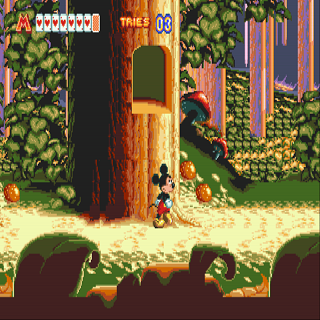Mickey Mouse and Donald Duck in World of Illusion screenshot 2
