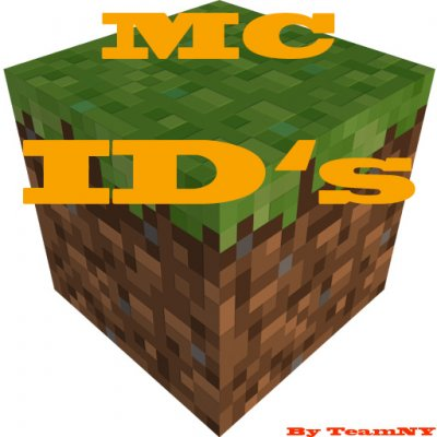 Minecraft ID list
