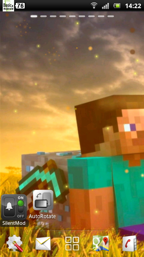 minecraft live wallpaper 1 free download for android