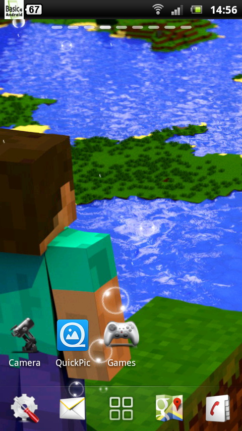 minecraft live wallpaper 3 free download for android