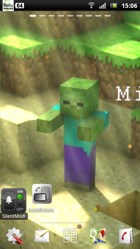 minecraft live wallpaper 4 free download for android