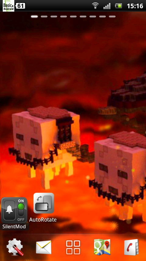 minecraft live wallpaper 5 free download for android