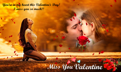 download miss you valentine frames