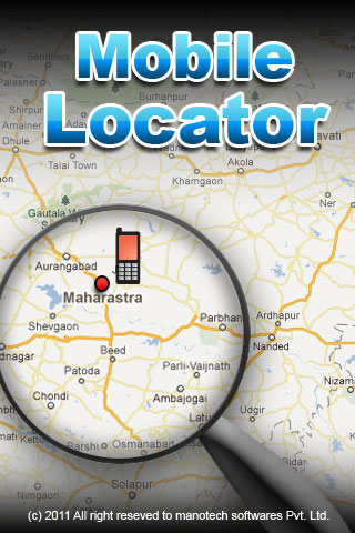 Mobile Locator screenshot 1