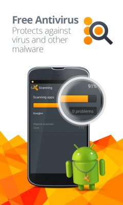 Mobile Security - Antivirus screenshot 2