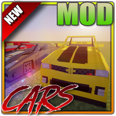 Mod Cars for MCPE.