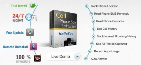 Monitor Cell Phone free app download - Android Freeware
