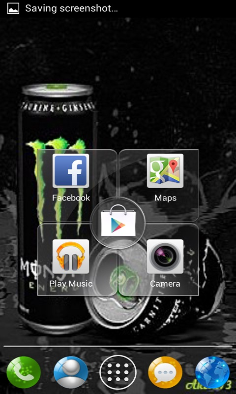 Monster energy live wallpaper free android app android freeware download monster energy live wallpaper voltagebd Images