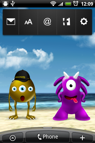 Monster Widgets screenshot 1
