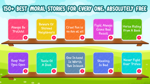 Moral Stories screenshot 2