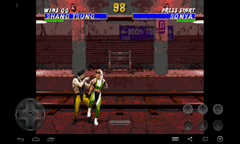 Mortal Combat 3 New Levels for Android - Download