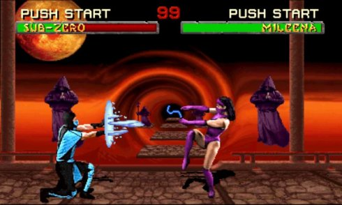 Mortal Kombat 2 for Android - Download