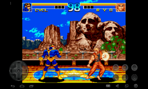 Mortal Kombat 8 Deadly fight the best fighter for Android