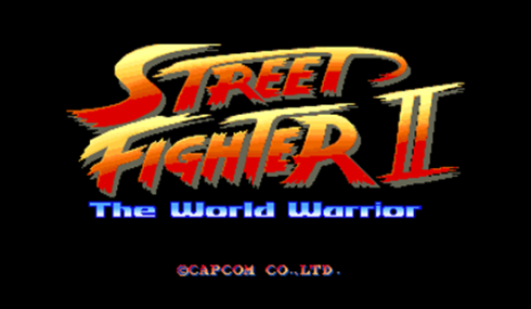 Street Fighter II screenshot 1