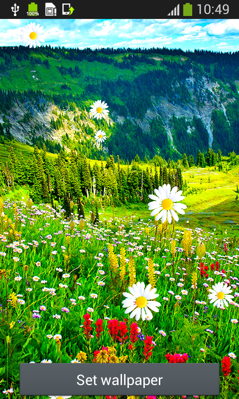 Mountains Live Wallpapers Free App Download Android Freeware