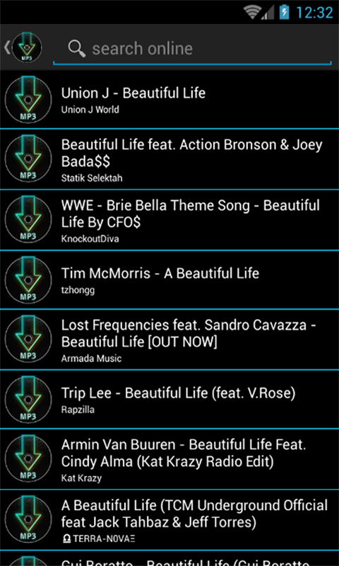 Music Download PRO for Android - Download