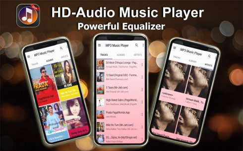 Music Player: Audio Player for Android