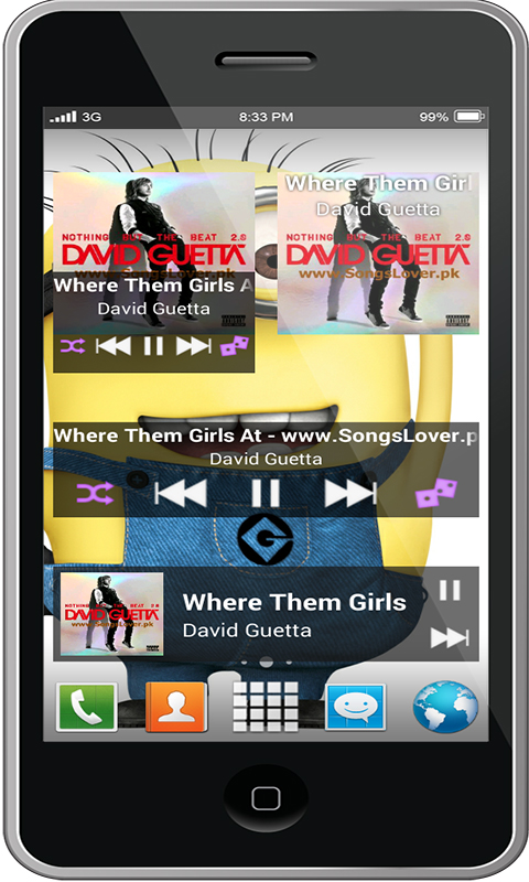 Music Player Grand screenshot 2