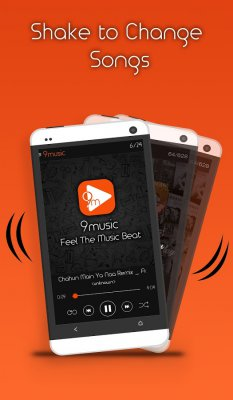 9music - Music Player screenshot 1
