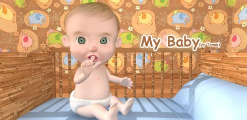 My Baby Tamagothi screenshot 2