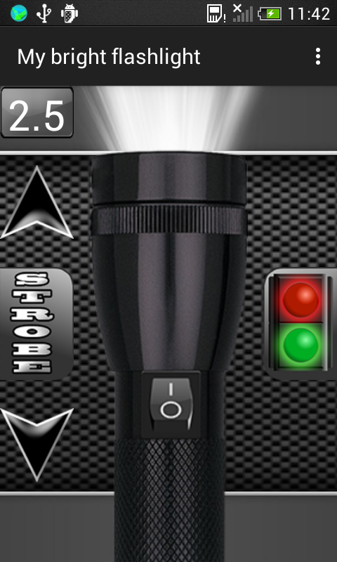 My Bright Flashlight screenshot 1
